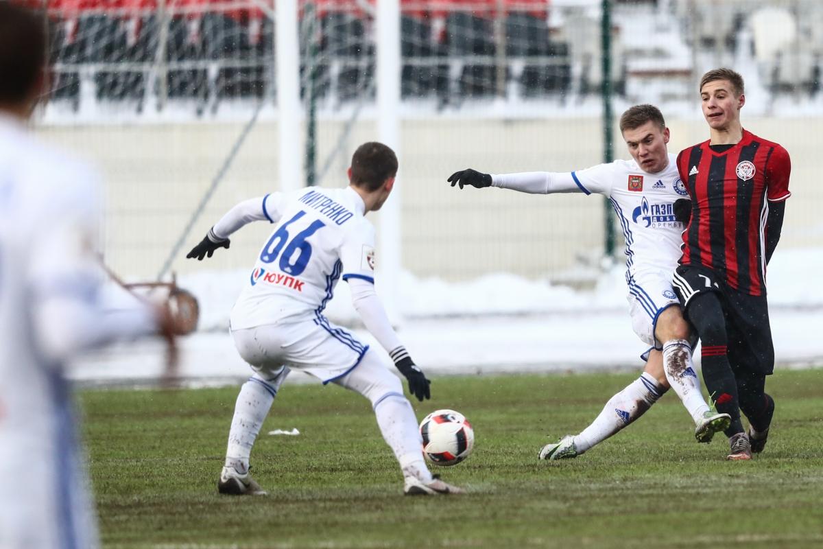 Прогноз на матч амкар - оренбург
