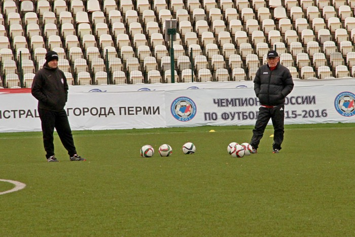 «Амкар» начал подготовку к «Локомотиву»