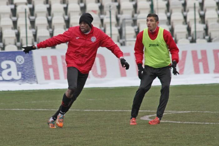 «Амкар» проиграл своей молодежке в тренировочном матче